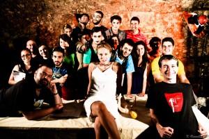 Cast e Crew di Satanism For Dummies, lavoro finale degli allievi del Master 2010/2011