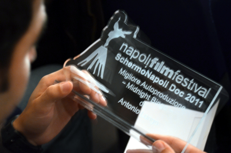 Napolifilmfestival premiazione