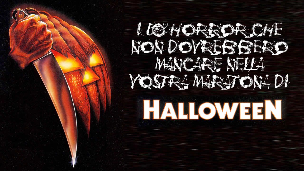 10 film per halloween