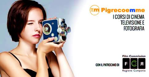 I corsi di cinema, televisione e fotografia di gennaio 2015 alla Pigrecoemme