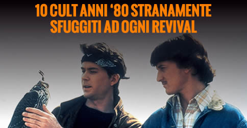 cult anni 80