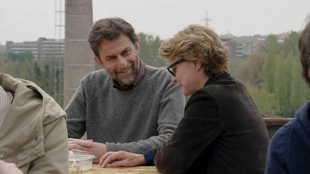 Nanni Moretti e Margherita Buy in Mia Madre