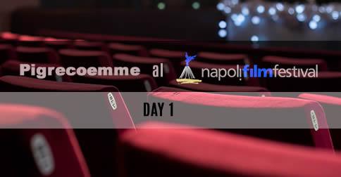Napoli film festival 2015 day 1