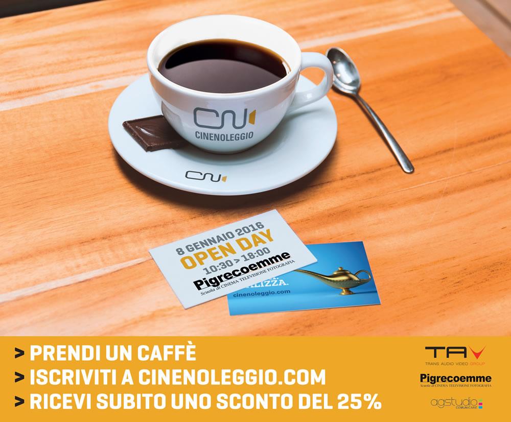 Open Day Cinenoleggio