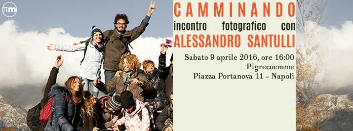 Incontro e mostra con Alessandro Santulli
