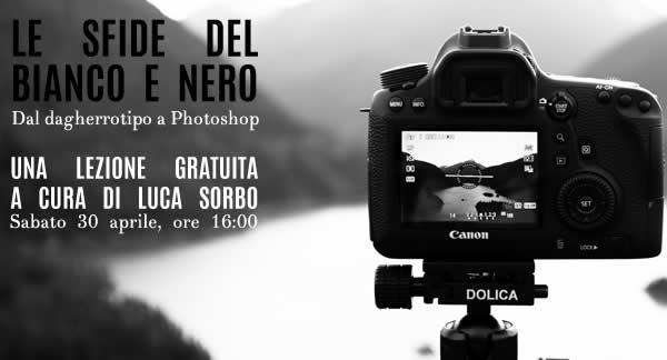 lezione gratuita di fotografia