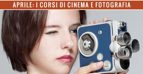 corsi di cinema e fotografia napoli