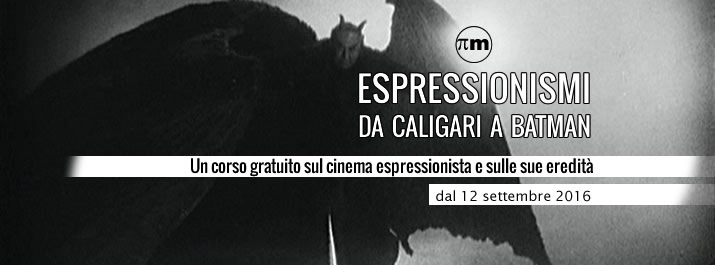 corso di cinema gratuito sull'espressionismo