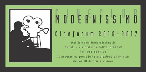 Iscritto alla Pigrecoemme? Hai uno sconto per il Cineclub Modernissimo!
