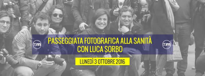 Passeggiata fotografica alla Sanità con Luca Sorbo