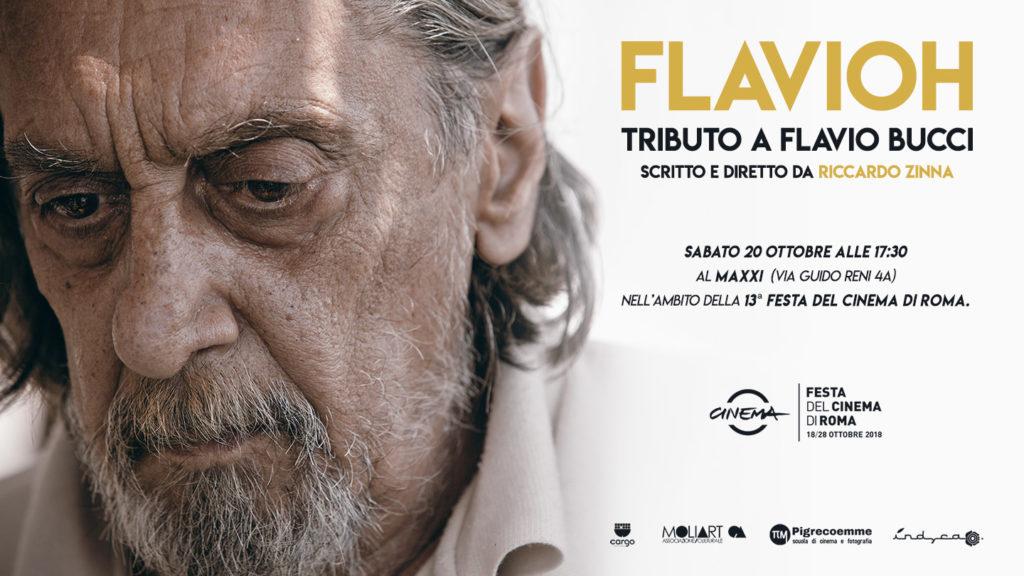 Flavioh - Tributo a Flavio Bucci - di Riccardo Zinna