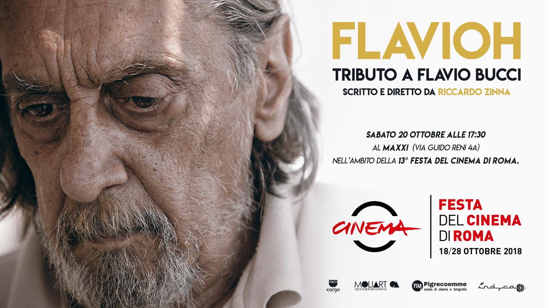 Flavioh – Tributo a Flavio Bucci – di Riccardo Zinna