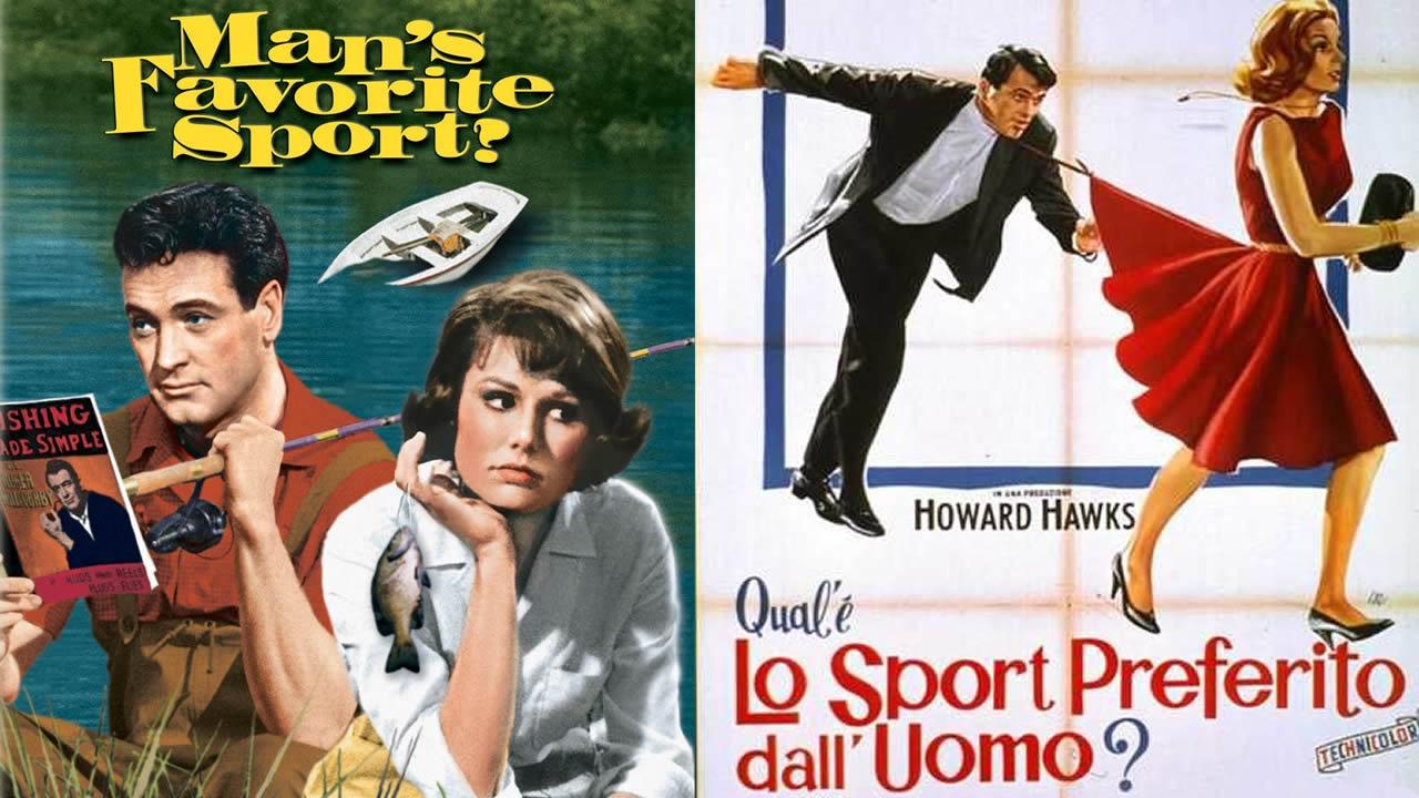 Lo sport preferito dall'uomo