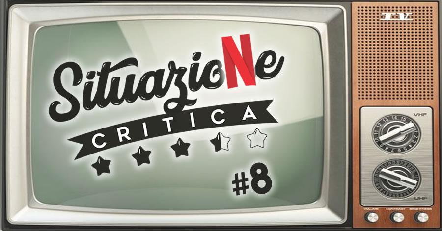 SITUAZIONE CRITICA #8: L'audiovisivo nell'era post-network