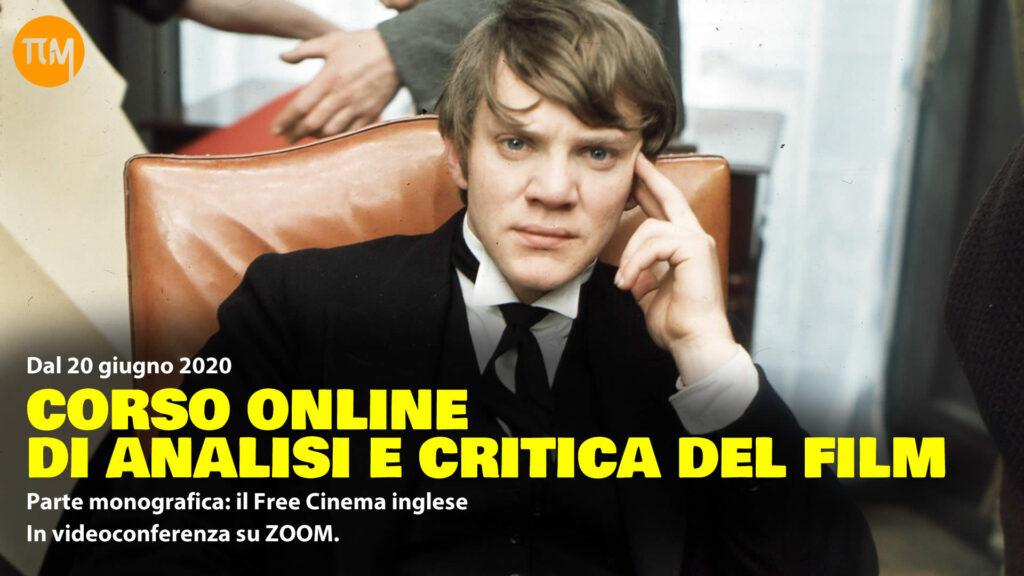 corso online critica cinematoghrafica free cinema