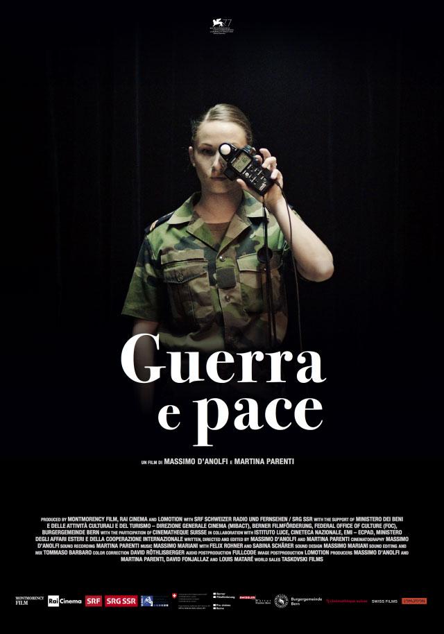 Guerra e pace di Massimo D'Anolfi e Martina Parenti