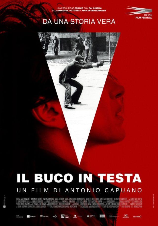 Il buco in testa 2020 Antonio Capuano poster locandina