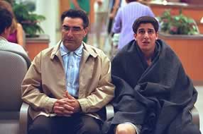 Eugene Levy e Jason Biggs