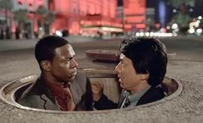 Chris Rock e Jackie Chan