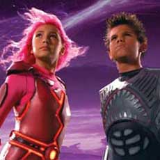 Lavagirl & Sharkboy