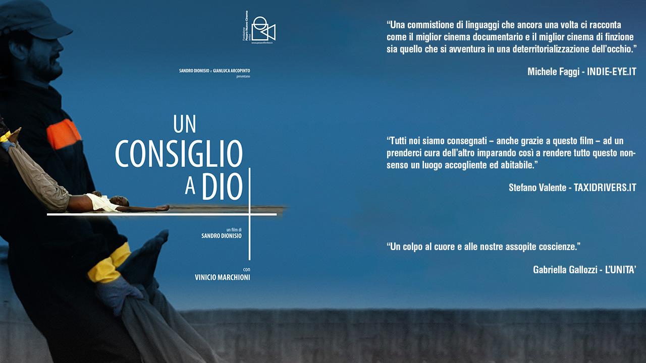 Un Consiglio a Dio - di Sandro Dionisio